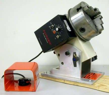 Pandjiris Mini Pro 350 Welding Positioner
