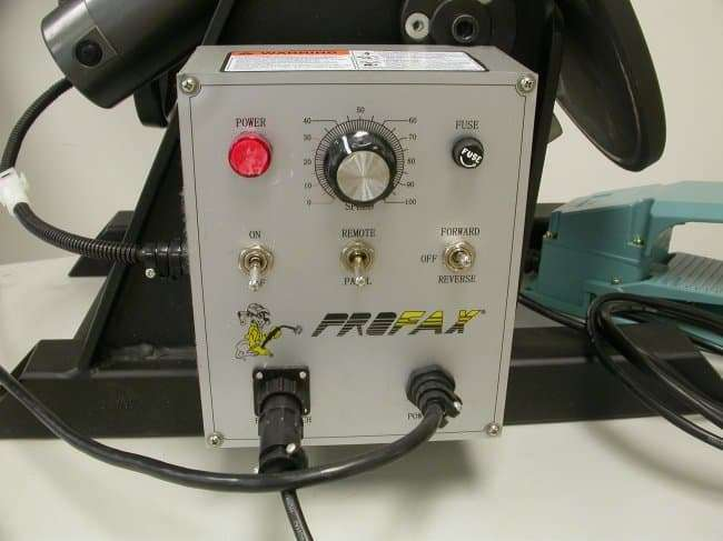 250 lb. WP250 Profax Welding Positioner