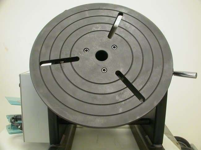 250 lb. WP250 Profax Welding Positioner