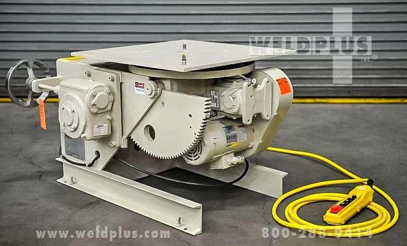 1,500 lb. Pandjiris Positioner 15-4FB