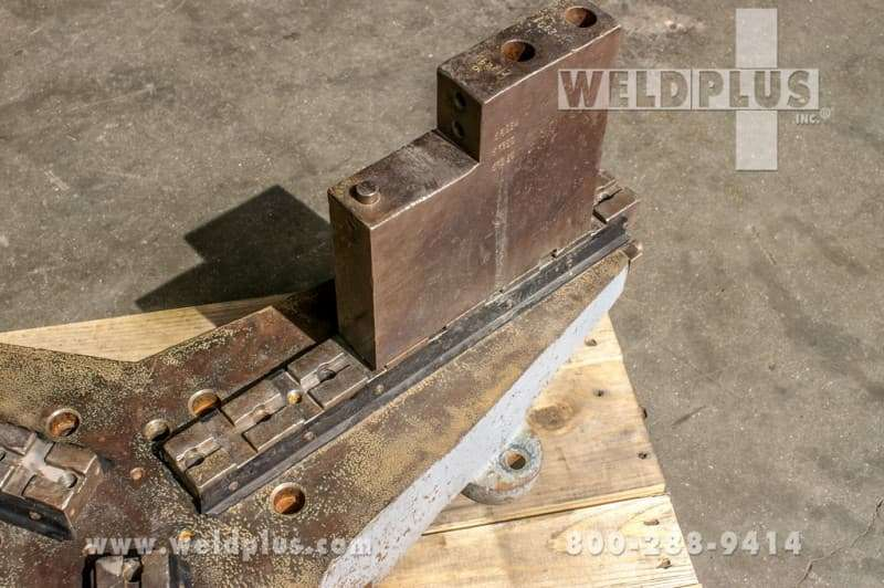 Ransome Gripper Pipe Chuck Model 40