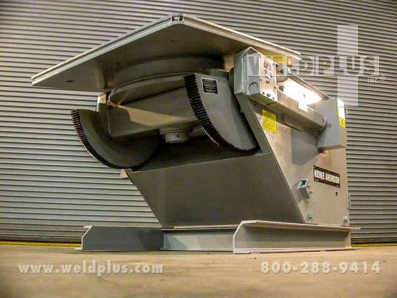 Koike Aronson HD-100 Weld Positioner
