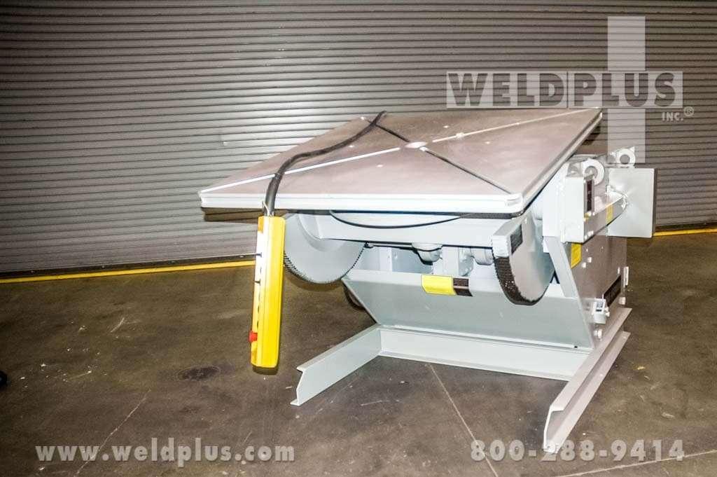 4,500 lb. Koike-Aronson Welding Positioner HD45