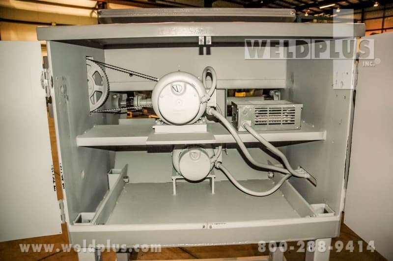 6,000 lb. Koike-Aronson Weld Positioner HD60
