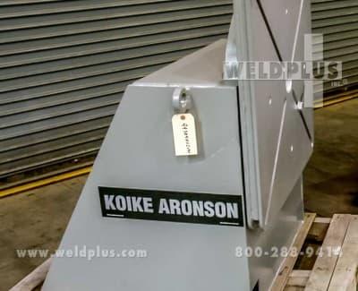2500 lb Koike Aronson Tailstock Positioner