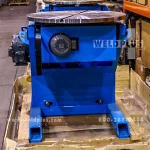 3,300 lb. Gentec Weld Positioner PT1500V