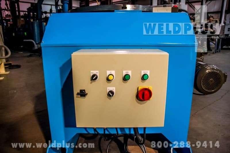 6,600 lb. Gentec Welding Positioner
