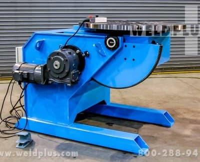 11000 lb Gentec Weld Positioner
