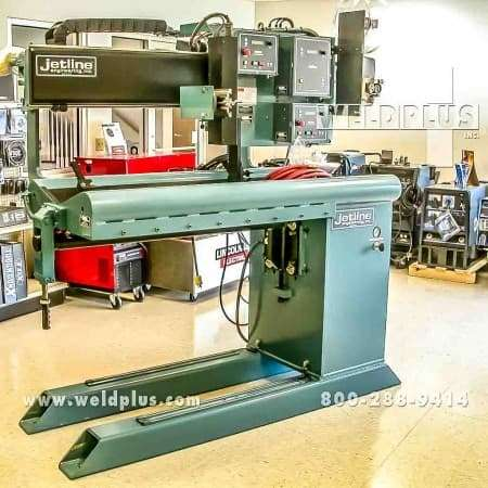 36 inch Jetline Welding Seamer Systems LWS36