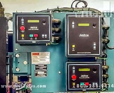 4 ft Jetline Welding Seamer Package LWS48