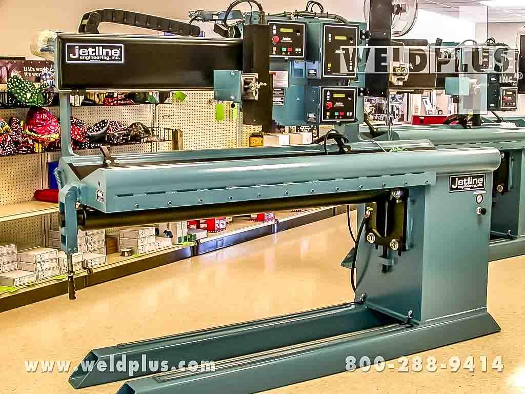4 ft. Jetline Welding Seamer Package LWS48