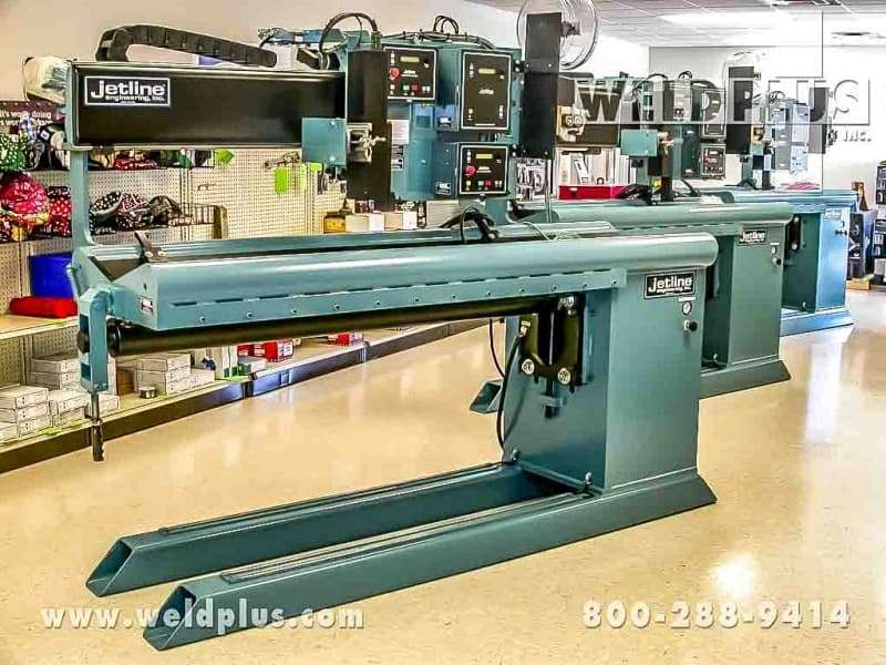 60 inch Jetline Welding Seamer System