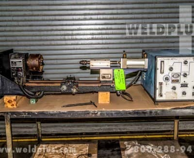 Table Top Weld Lathe