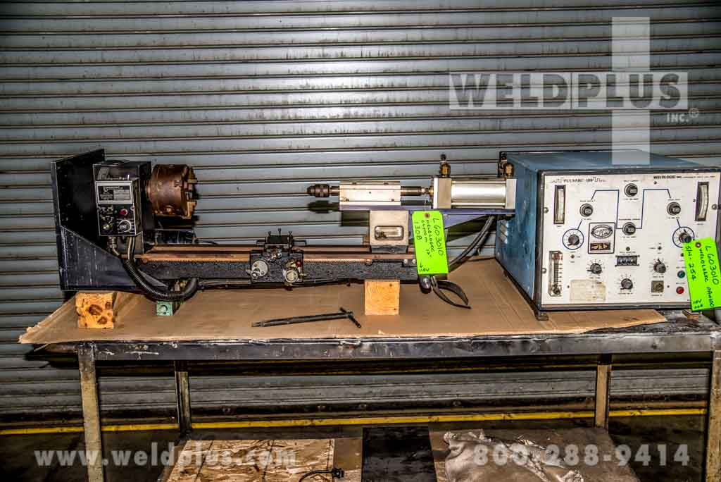 Table Top Weld Lathe by Weldlogic