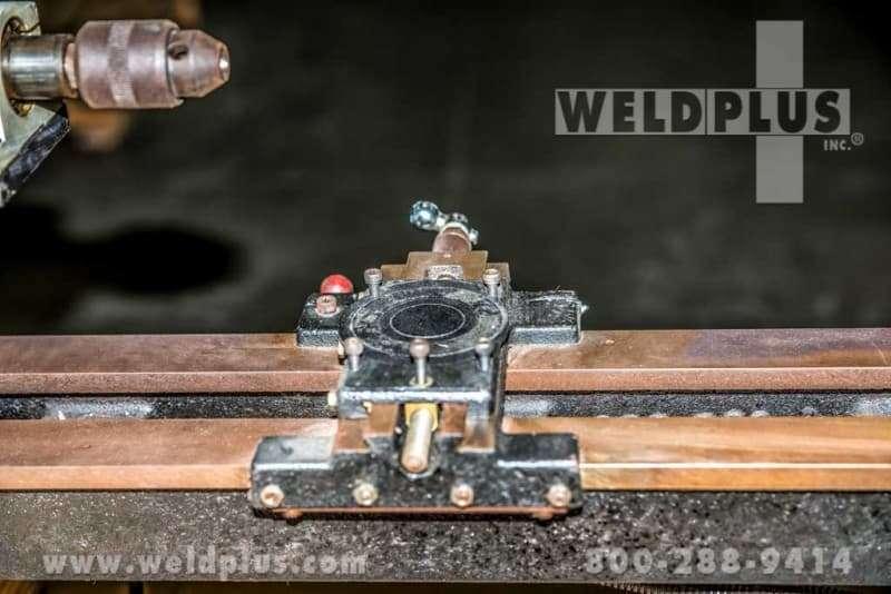 Table Top Weld Lathe by Weldlogic