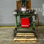 TIG Welding Lathe Custom 12 Inch System