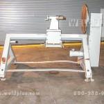 200 lb Small Welding Lathe