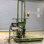 26 x 48 Inch Used Lincoln Welding Manipulator