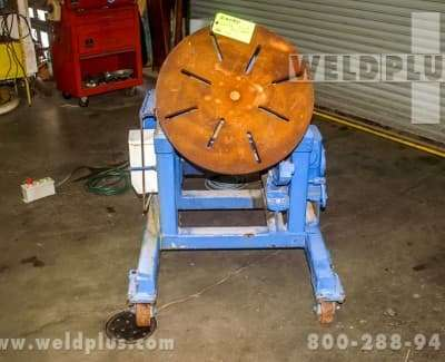 500 lb Used High Speed Positioner