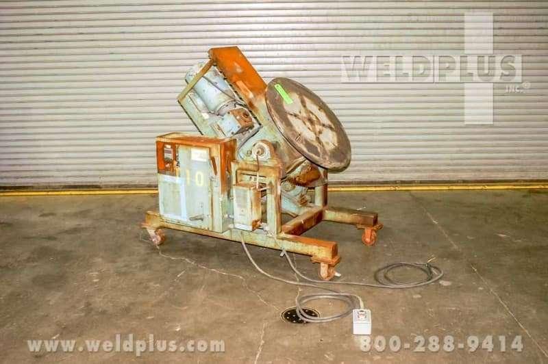 500 lb. High Speed Positioner