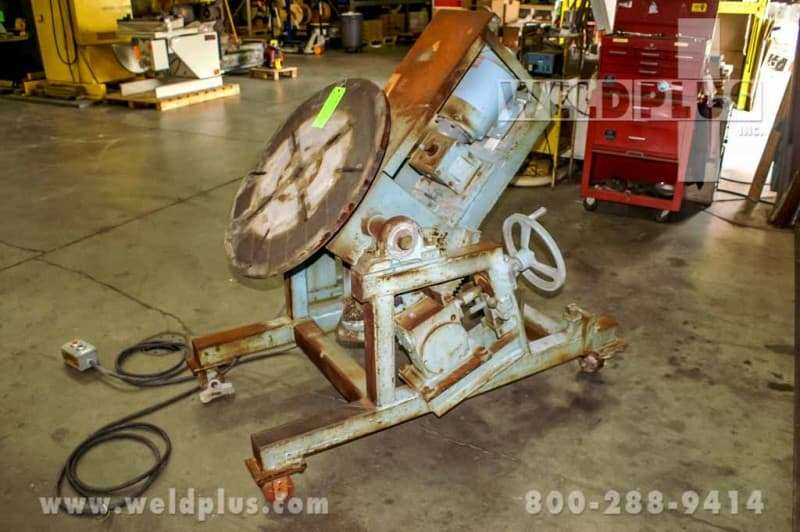 500 lb. High Speed Positioner