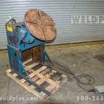 500 lb. Used Positioner Preston-Eastin PA5MT