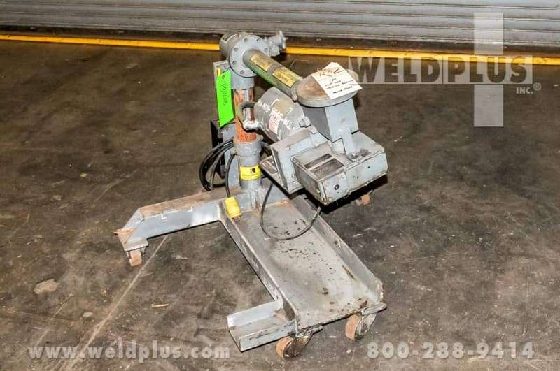300 lb. Aronson Used Weld Positioner AW300A