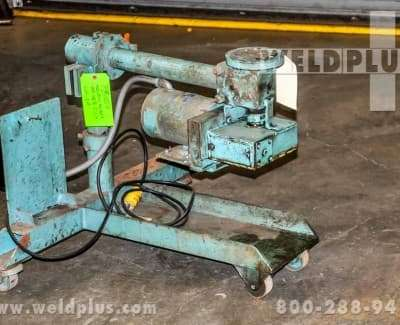 300 lb Aronson Used Positioner AW300A