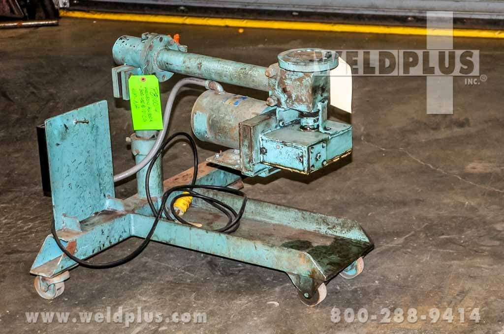300 lb. Aronson Used Positioner AW300A
