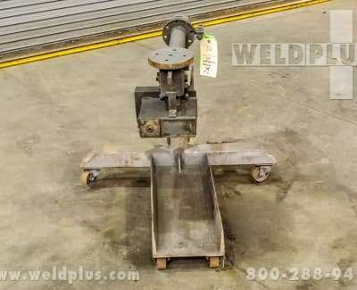 300 lb Used Aronson Positioner AW300A
