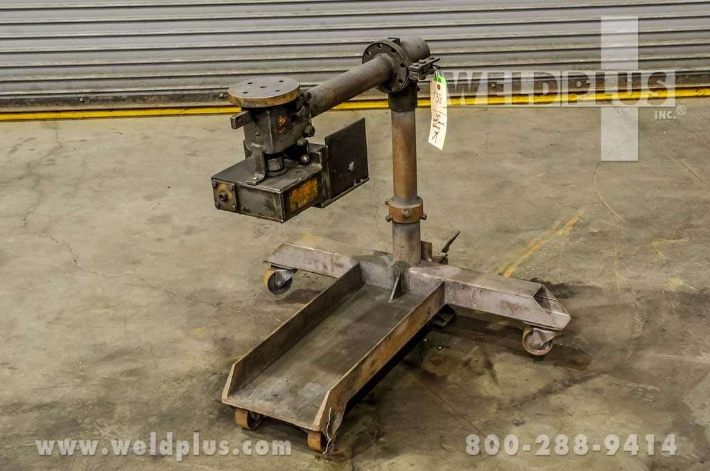 300 lb. Used Aronson Positioner AW300A