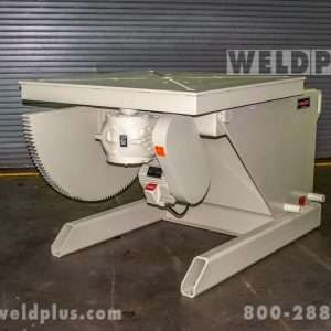 10,000 lb. Pandjiris Welding Positioner