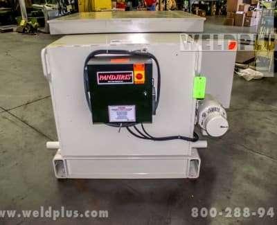10000 lb Pandjiris Welding Positioner