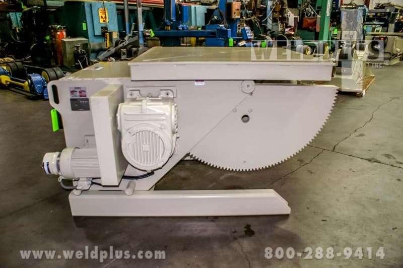 10,000 lb. Pandjiris Welding Positioner