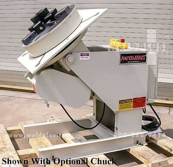 1,500 lb. Pandjiris Weld Positioner 15-4AB