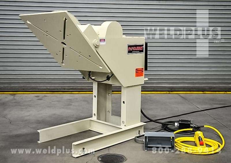 1500 lb Pandjiris Weld Positioner 15-4AB
