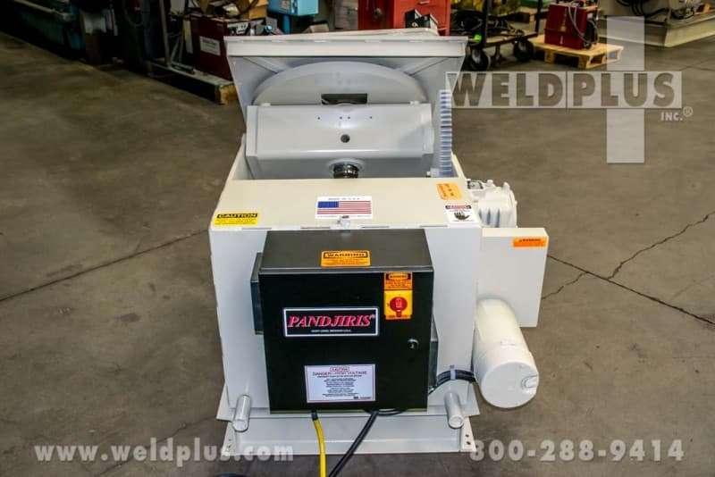 3,000 lb. Pandjiris Pipe Welding Positioner