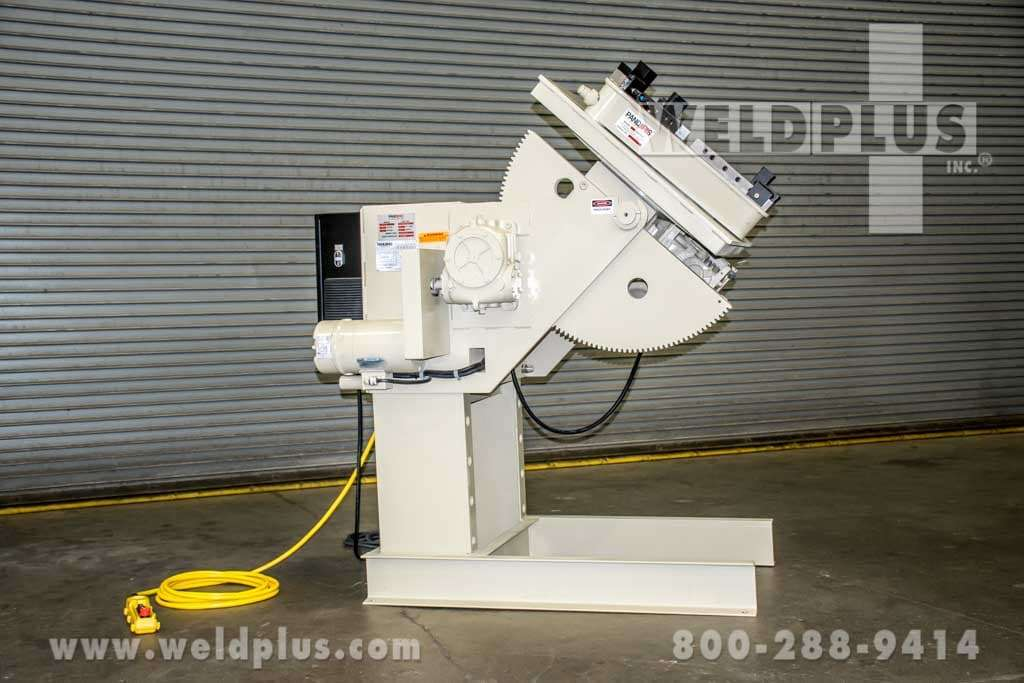 3,000 lb. Pandjiris Pipe Welding Positioner
