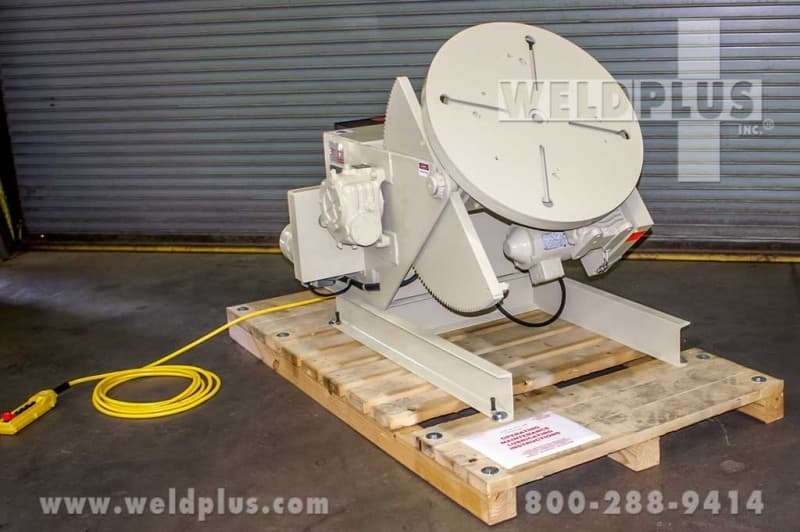 3000 lb Pandjiris Welding Positioner 30-6FB