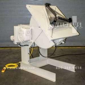 4,500 lb. Pandjiris Welding Positioner