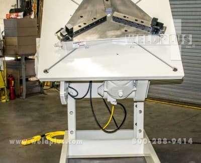 4500 lb Pandjiris Welding Positioner 45-12AB