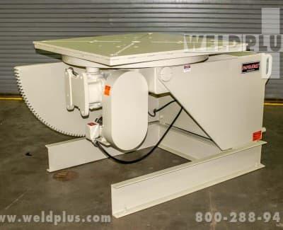 6000 lb Pandjiris Pipe Shop Positioner