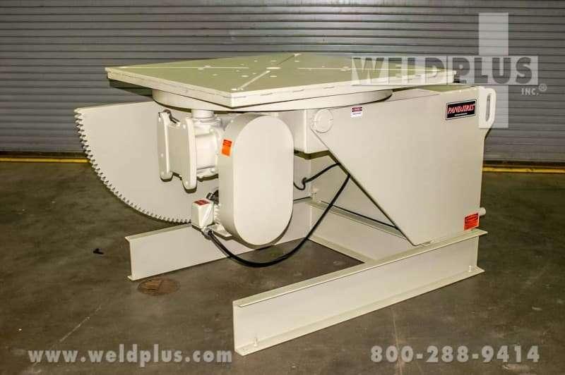 6,000 lb. Pandjiris Pipe Shop Positioner