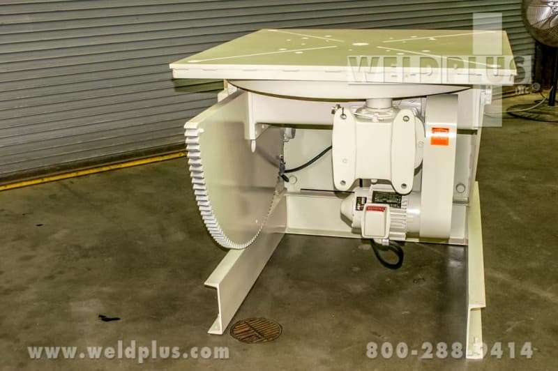 6,000 lb. Pandjiris Pipe Shop Positioner