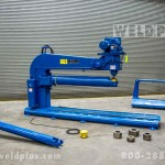 Airline Universal Combination Gantry Planisher