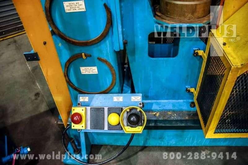 Used Weldmation Vertical Weld Planisher