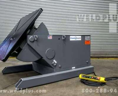 6000 lb Preston Eastin Weld Positioner