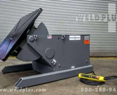 6000 lb Preston Eastin Weld Positioner