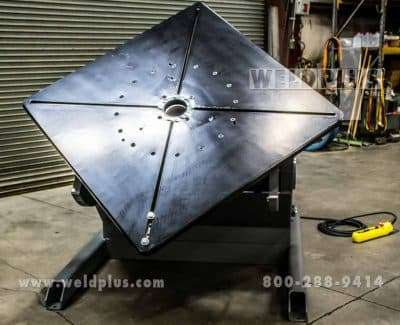 10000 lb Preston Eastin Welding Positioner