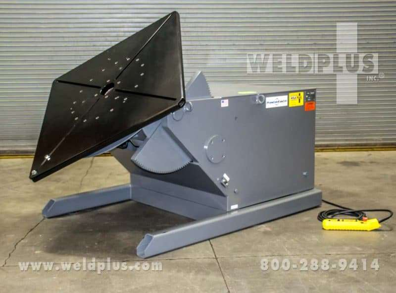 10,000 lb. Preston-Eastin Welding Positioner